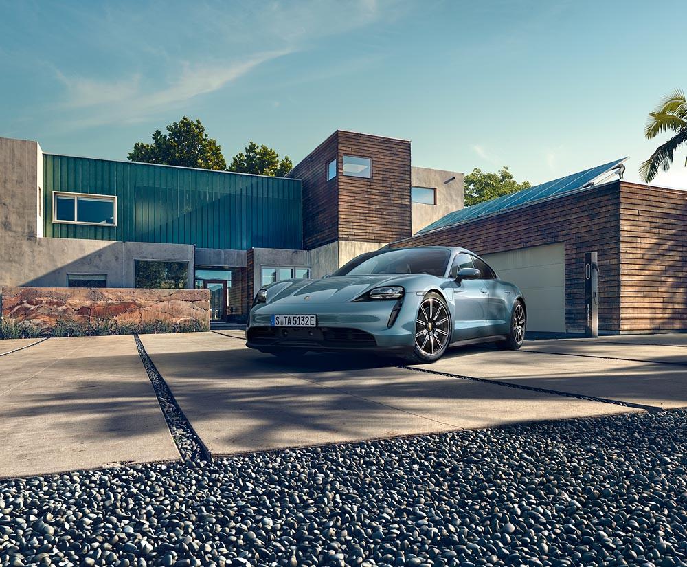 Porsche Taycan 4S, mayor oferta de eléctricos