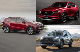 Tres de las mejores SUV en el mercado Mexicano ¿Cuál te compras?
