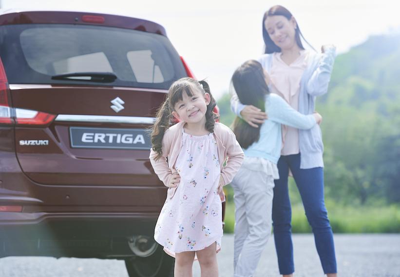 Descubre por qué Suzuki Ertiga se adapta a ti