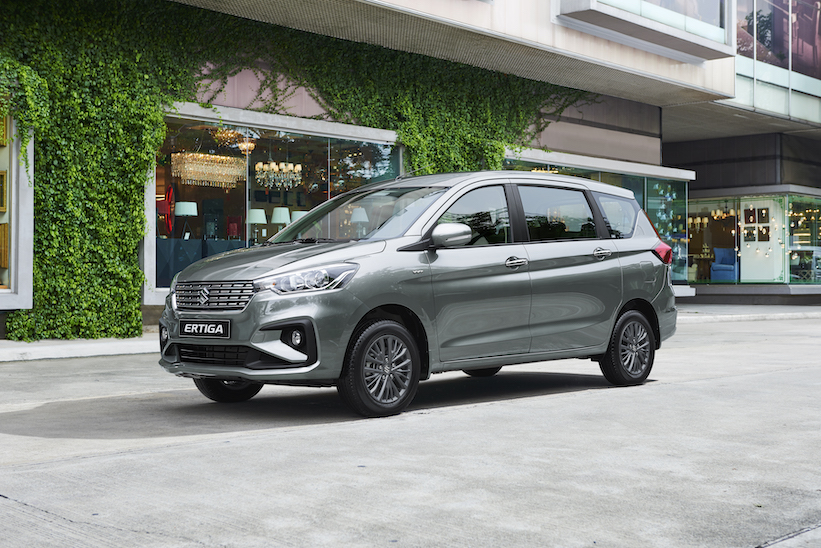 Cinco razones para comprar una Suzuki Ertiga