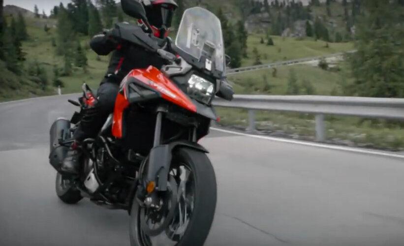 Suzuki V-Strom 1000 2020 con un diseño más estilizado