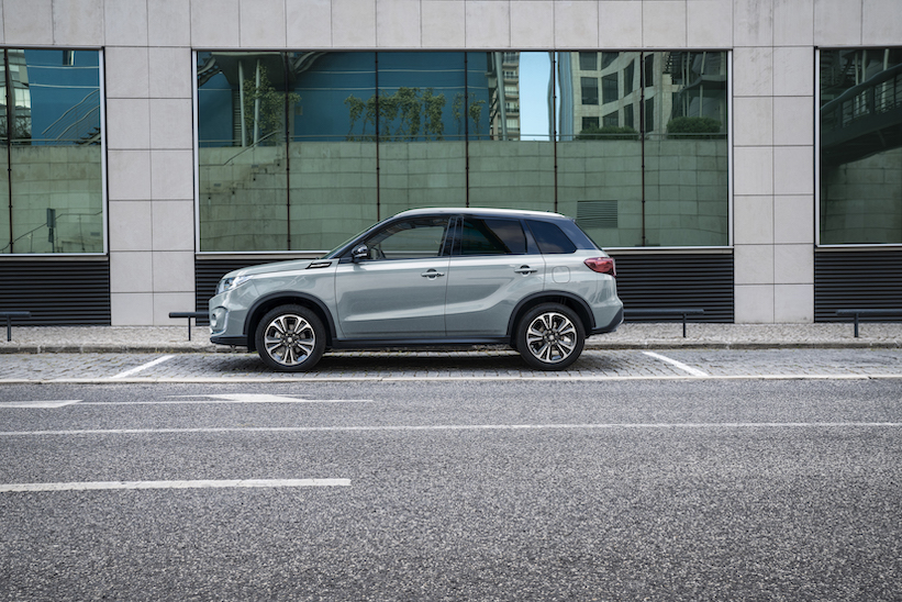 ¿Qué ventajas ofrece Suzuki Vitara?