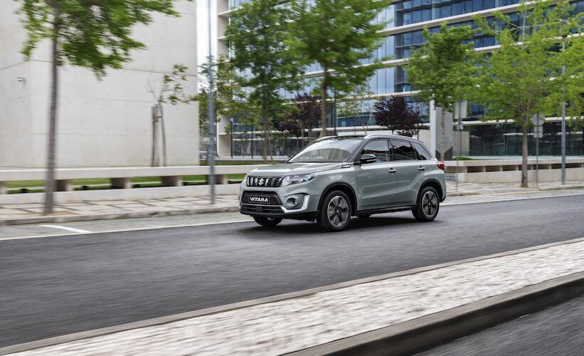 ¿Por qué Suzuki Vitara es ideal para vivir una aventura diaria?