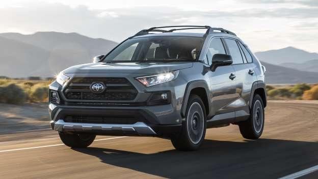 Toyota rav4 2020 precio mexico