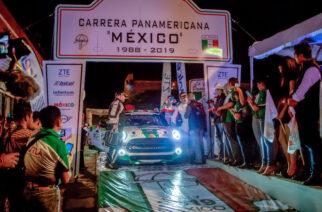 Así se vivió el arranque de la edición 2019 de La Carrera Panamericana.