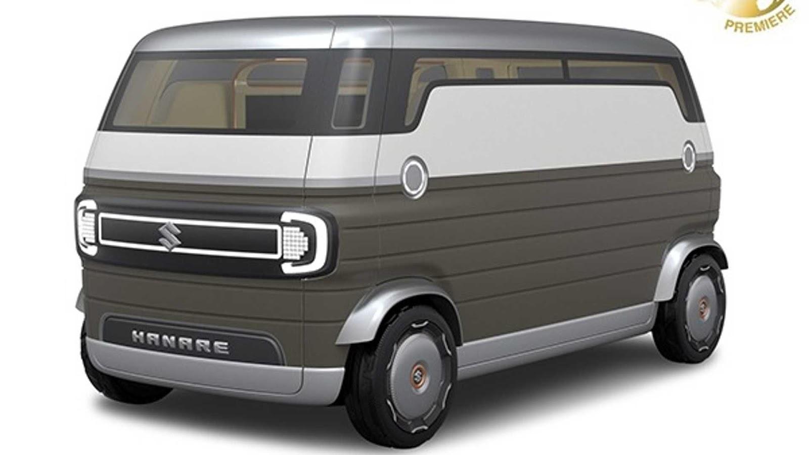 Suzuki presentará conceptuales pequeños en el Autoshow de Tokio
