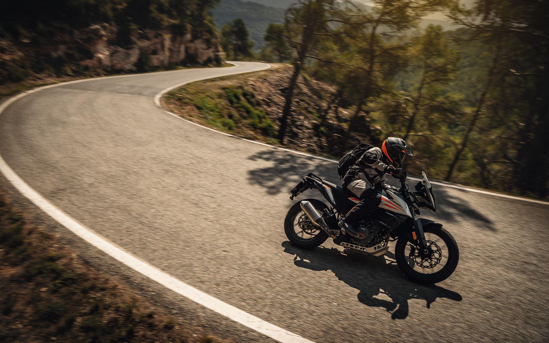 KTM presenta la 390 Adventure en EICMA