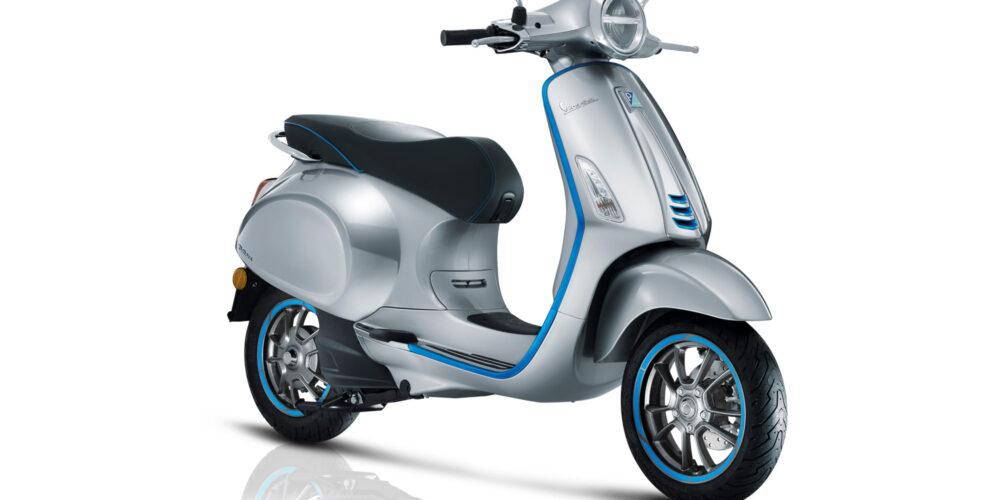 Grupo Piaggio presentó sus modelos 2020 en EICMA