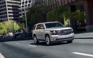 Chevrolet Tahoe cumple 25 años