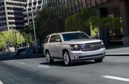 2020 Chevrolet Tahoe Premier Plus special edition