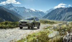 Subaru Forester es hoy valor por tu dinero: seguridad, desempeño