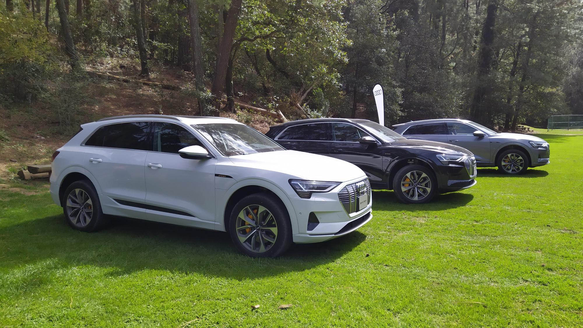 Resumen 2019: Audi e-Tron el primer eléctrico de la firma