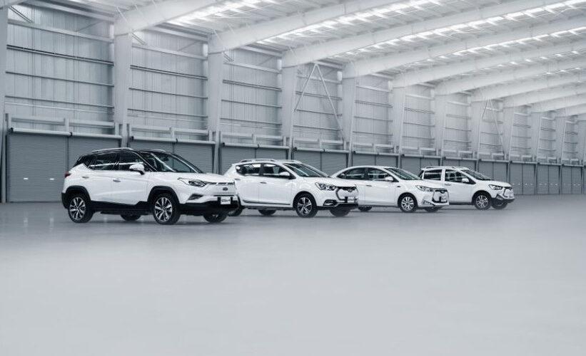JAC introduce a México una gama de vehículos eléctricos