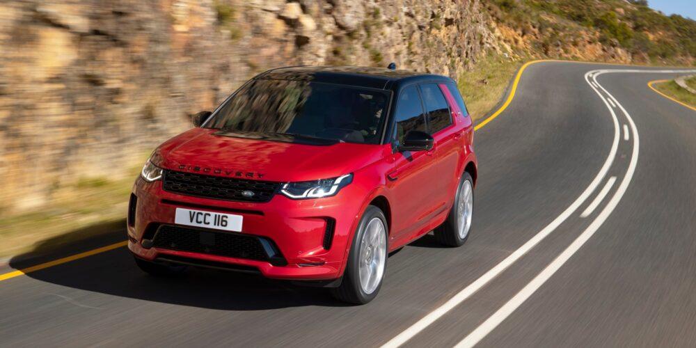 Land Rover Discovery Sport Mild-Hybrid