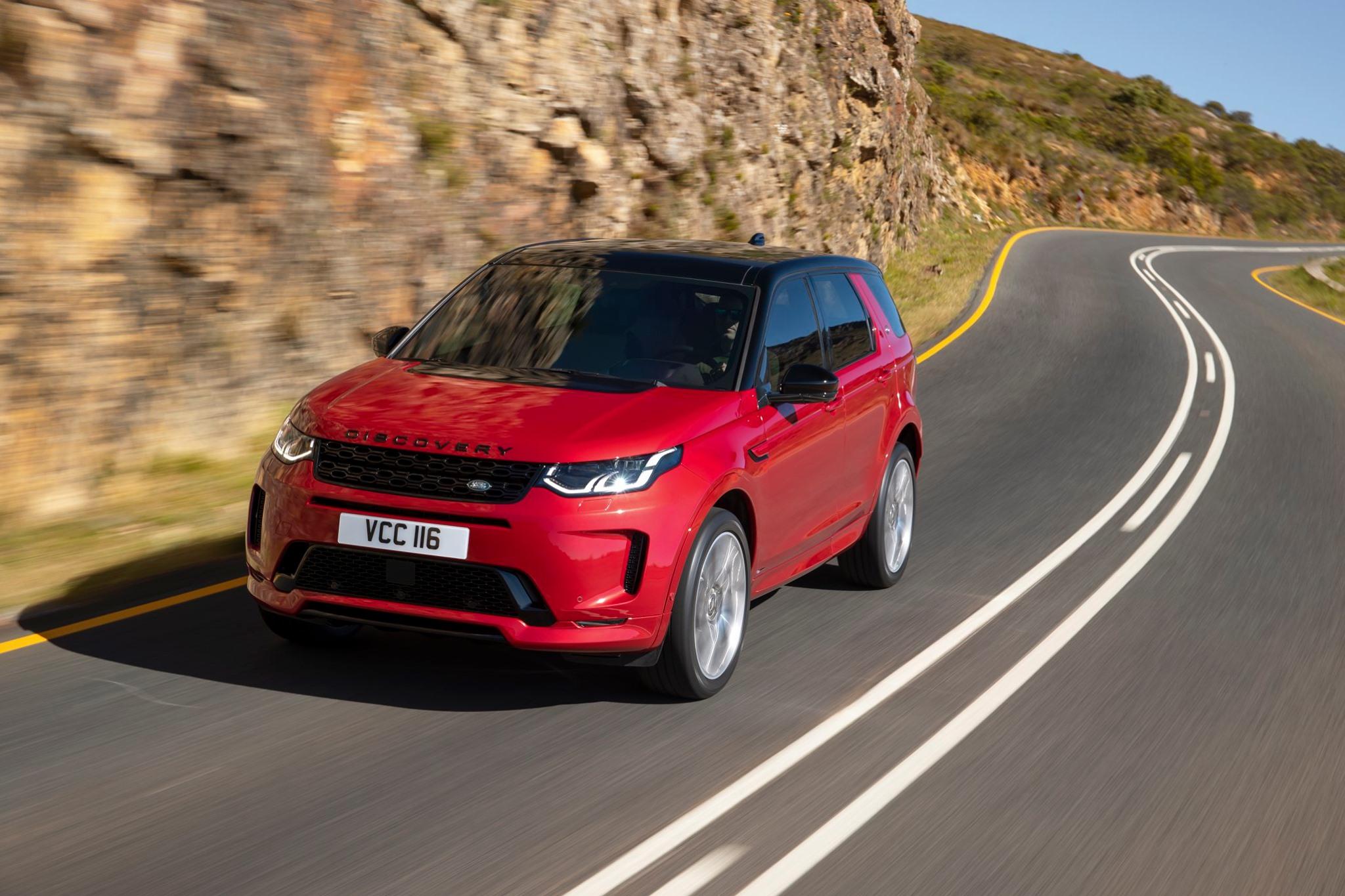 Land Rover Discovery Sport Mild-Hybrid 2020