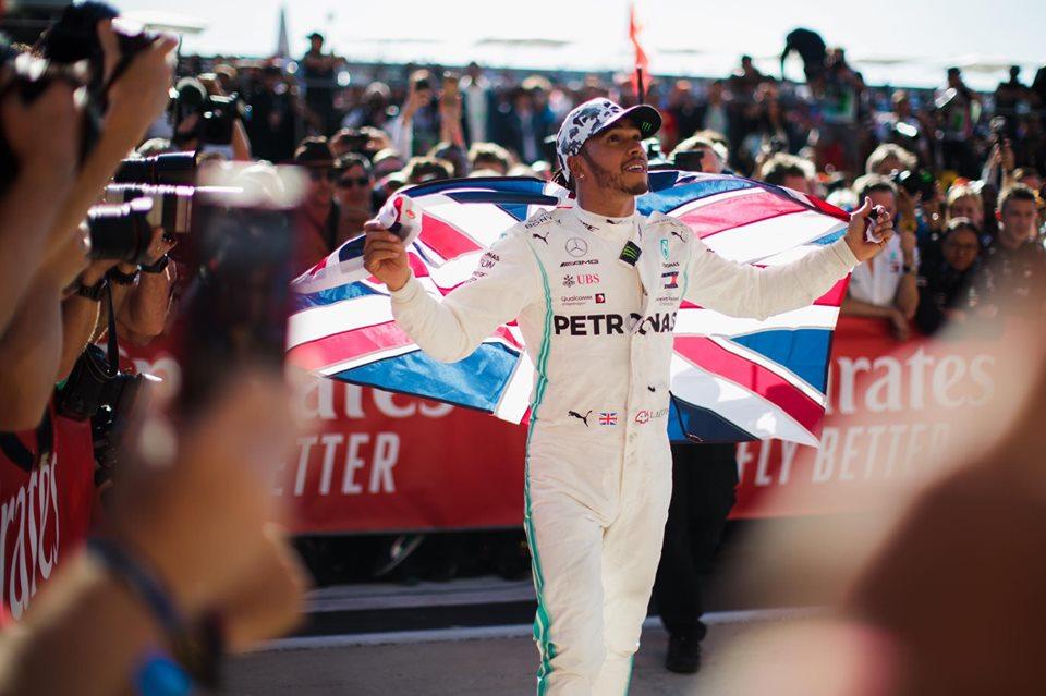 Hamilton ha superado a Juan Manuel Fangio