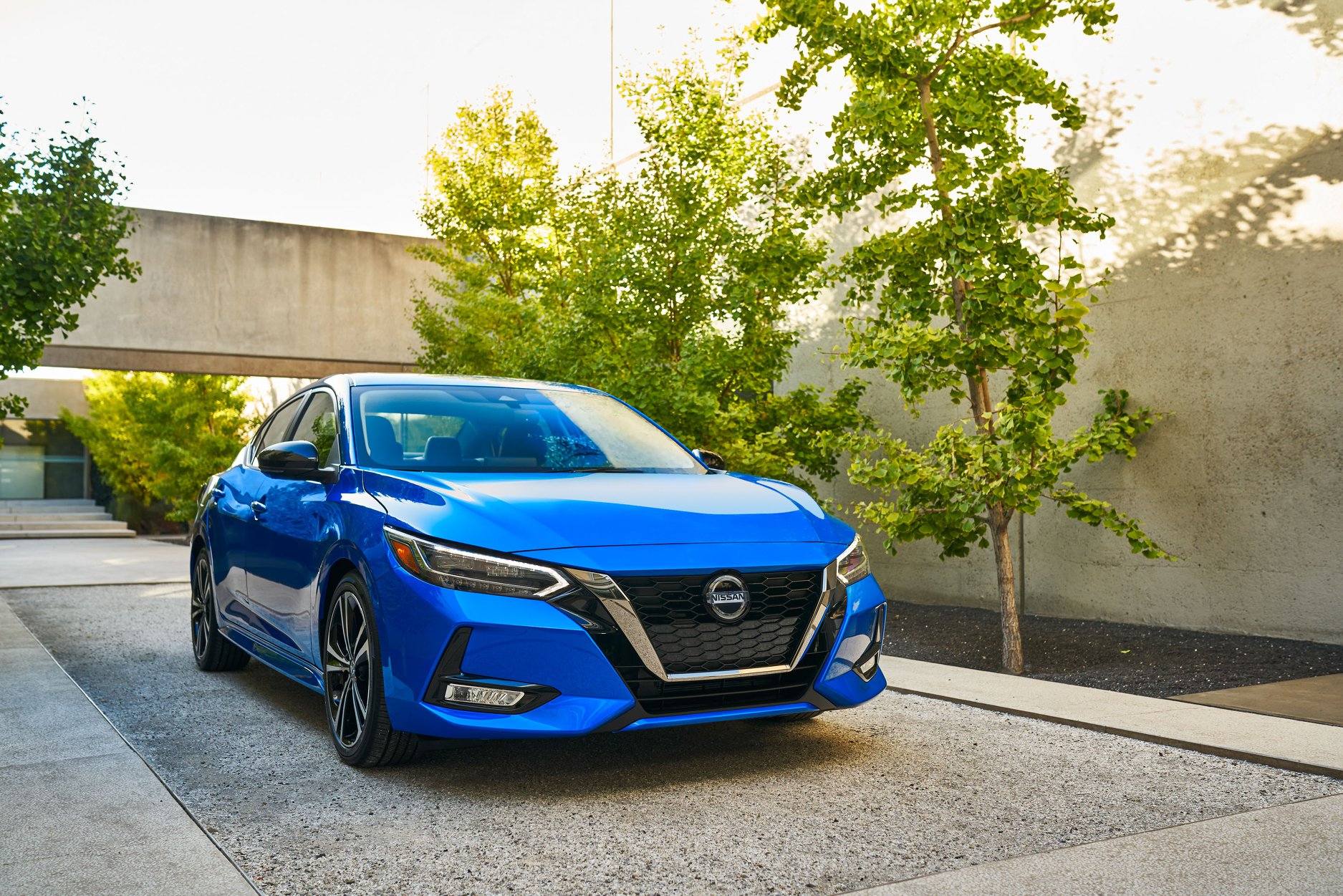 Nissan Sentra 2020 llega con 10 bolsas de aire, leíste bien