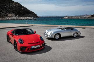 Porsche 911 Speedster llega a México