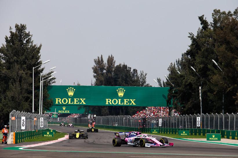 precio de los boletos para la F1 en México