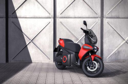 e-Scooter Concept, una propuesta de alto nivel de SEAT