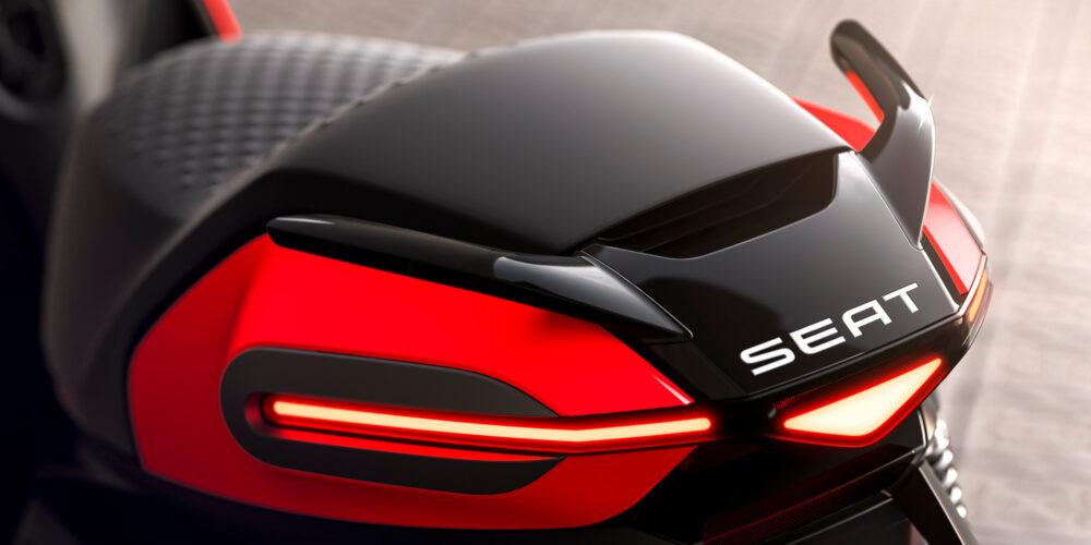 SEAT eScooter concept el ingreso de la firma a las motocicletas