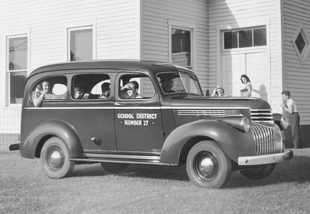 Tercera generación de Chevrolet Suburban