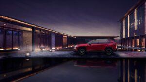 Estos son los cinco modelos más vendidos de Toyota en marzo