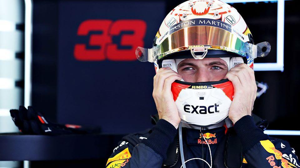 Pole Position de Verstappen en Brasil