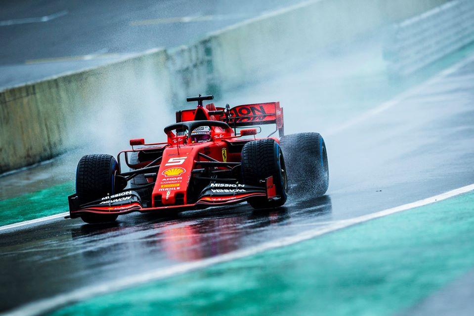 Hay posibilidades de lluvia para la carrera