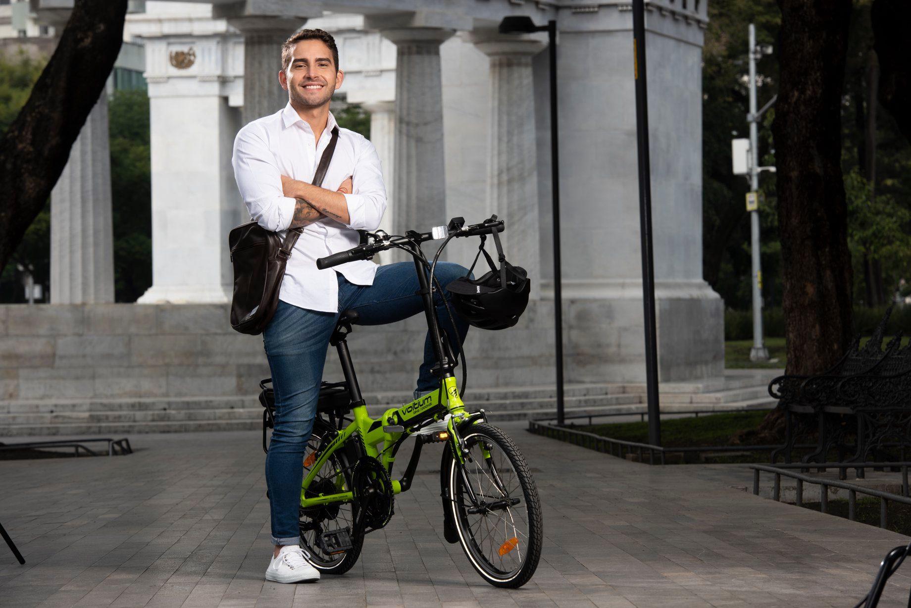 Conoce la nueva bicicleta eléctrica de Italika