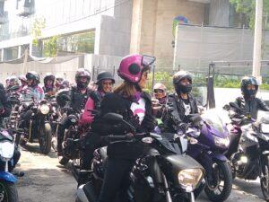Ride for life Suzuki, concientizando sobre el cáncer