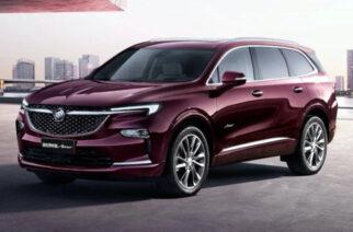Buick Enclave 2020 se presenta en China