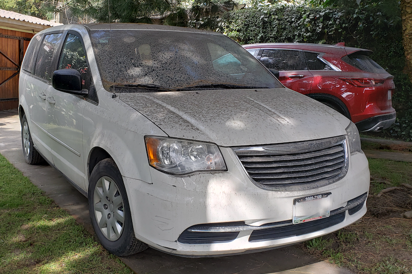 Recomendaciones para dejar tu auto estacionado durante la cuarentena y no se descomponga