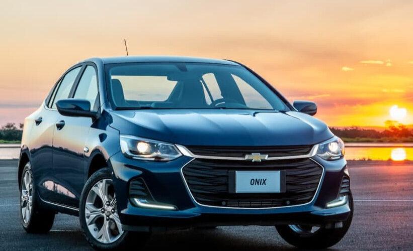 Chevrolet Onix llegará en tres versiones