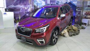 Subaru Forester Touring 2020 llega a México