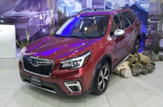 Subaru Forester Touring 2020
