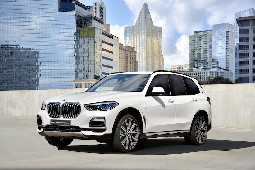 las suvs de bmw que salen de spartanburg