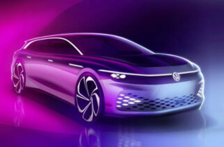ID.Space Vizzion un familiar eléctrico de Volkswagen