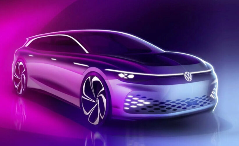ID.Space Vizzion un familiar eléctrico de Volkswagen