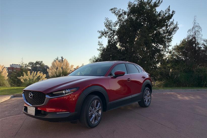 Mazda CX-30: versatilidad, elegancia y el tamaño perfecto