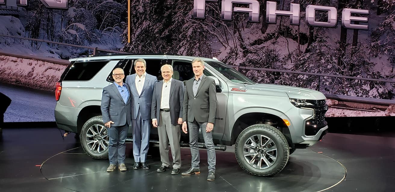 Chevrolet Suburban 2021 celebra 85 años de grandeza, Tahoe 25...