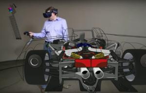 El diseño de un auto cobra vida con nueva tecnología de diseño automotriz