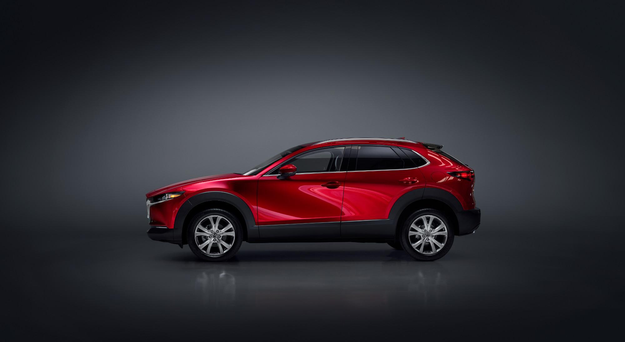 Mazda CX-30 una propuesta fresca