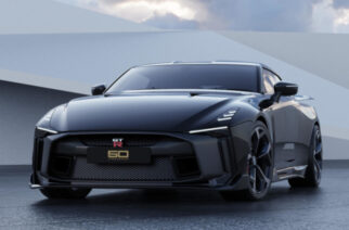 Nissan GT-R50 by Italdesign: Exclusividad y estilo propios