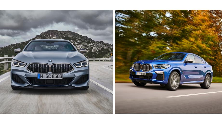 Llegan a México los nuevos BMW X6 y BMW Serie 8 Gran Coupé