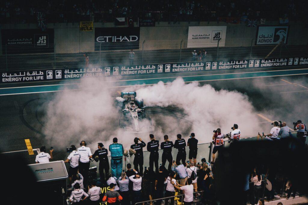 Hamilton consiguió su victoria número 84