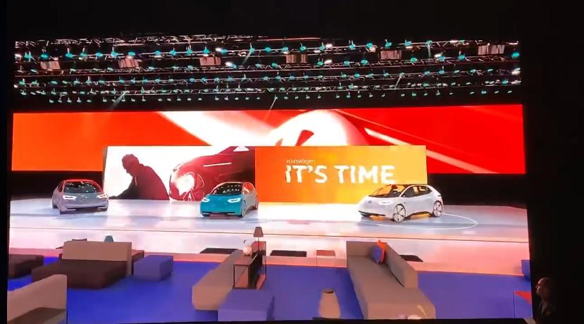 La nueva imagen de Volkswagen en 2020