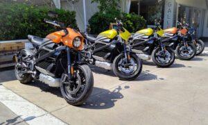 Conoce la nueva Harley-Davidson LiveWire en Fórmula E