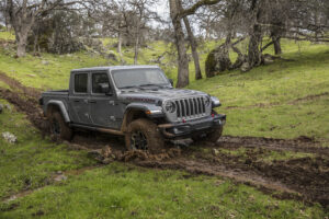 2020 Jeep® Gladiator Rubicon
