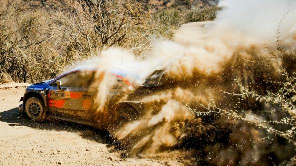 Calendario 2020 del WRC con cambios